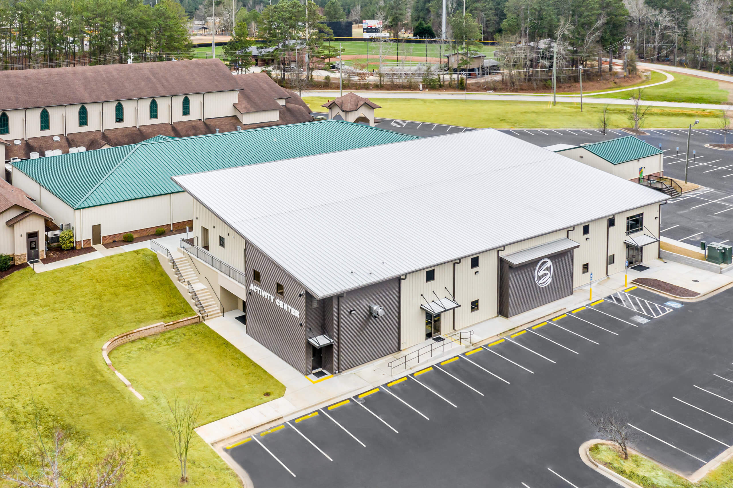 The Sanctuary Church – Children's Activity Center